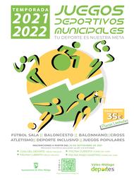 Inscripción a los Juegos Deportivos Municipales