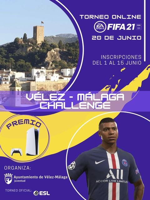 Vélez-Málaga Challenge FIFA 2021 PS4